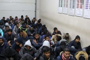 لاجئ سوري يشكو اليونان إلى الأمم المتحدة