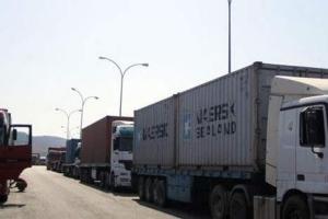 وزارة الاقتصاد: منح نسبة دعم 25% من أجور شحن المنتجات الزراعية المصدرة إلى العراق