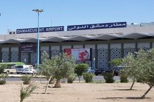 مطار دمشق الدولي يستأنف حركة الطيران الخميس القادم