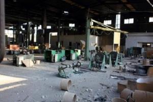 إعفاء صناعيي منطقة الليرمون في حلب من الرسوم المترتبة عليهم