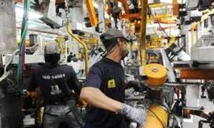 الانتاج الصناعي في اليابان يسجل اعلى زيادة في 3 أشهر بنسة 1.0%