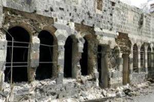 في ريف دمشق...130 موقعاً سياحياً تعرض للتدمير