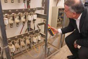 معامل صناعية في عدرا تسرق كهرباء في يوم واحد قيمتها 73 مليون ليرة