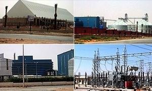 الحسن:1800 منشأة قيد الإنتاج في المدن الصناعية السورية ..و80 ألف فرصة عمل خلال 2015