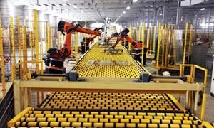 الناتج الصناعي العربي ينمو 31% بنهاية 2011 إلى 1.17 تريليون دولار