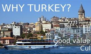 أثرياء العرب يهرولون للتملك بتركيا