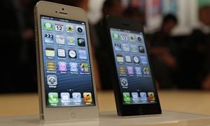 مفاجأة .. آي فون 5 قد لا يعمل في سوريا