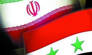 توقيع مذكرة تفاهم بين سورية وإيران في مجال الدواء