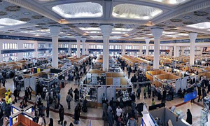 سفار إيران في دمشق توجه دعوة للتجار السوريين للمشاركة بمعرض البناء في طهران