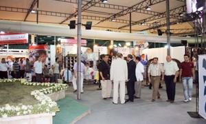 معرض المنتجات السورية في طهران يواصل أعماله وسط إقبال كبير وبمشاركة دليل الصادرات السوري