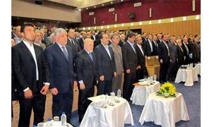 افتتاح معرض المنتجات السورية في طهران والاعلان عن اختصار المدة الزمنية لتطبيق الرسوم الجمركية 4%