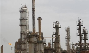 العراق تطرح 10 مواقع غاز لاستثمار اما م الشركات العالمية