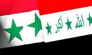 توقيع مسودة اتفاقية النقل السككي بين العراق وسورية