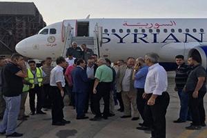 السورية للطيران تطلق رحلات إضافية إلى مطار القامشلي