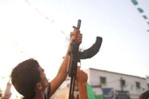 محافظة دمشق: إطلاق الرصاص العشوائي يعبر عن الغباء المطلق وستتم محاسبة كل شخص يلقى القبض عليه