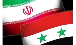 وفد حكومي سوري يزور طهران ووزير الاقتصاد وحاكم مصرف سوريا من ضمنهم