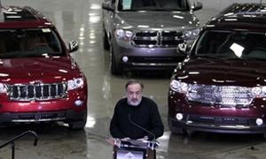 فيات تعتزم إنتاج سيارات جيب بالصين