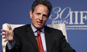 صحيفة: وزير الخزانة الامريكي السابق سينضم لشركة خاصة مقرها نيويورك