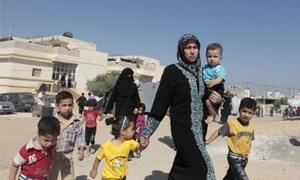 الحكومة تجمع بيانات جديدة عن الأسرة المهجرة لمنحها بطاقات إغاثة