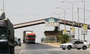 ارتفاع صادرات سورية إلى الأردن على اساس سنوي بنسبة 8% لتبلغ 184 مليون دينار