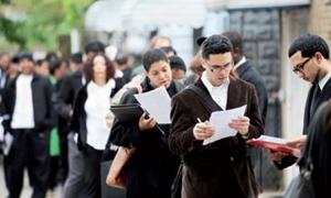 عدد العاطلين في المانيا يسجل زيادة أكبر من المتوقع في مايو