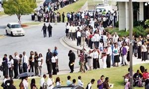 ارتفاع عدد العاطلين عن العمل في الدول العربية  الى 17 مليونا