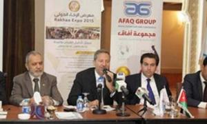 غرفة تجارة عمان: القطاع الخاص الأردني يأمل المشاركة بإعادة إعمار سورية