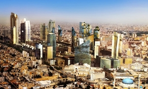 95 مليون دينار قيمة رؤوس أموال 1700 شركة سورية في الأردن