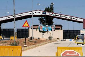 الأردن تقرر إعادة فتح معبر جابر الحدودي مع سوريا إعتباراً من يوم غداً الأربعاء