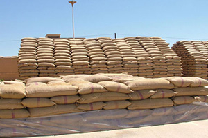 مخزون القمح في سورية يرتفع إلى مليون طن حتى نهاية شهر نيسان الماضي