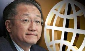 الامريكي جيم يونج كيم رئيسا للبنك الدولي