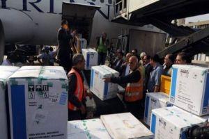 لتسوية ديونها..كوبا تزود سورية بـ2 طن من اللقاحات الطبية