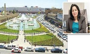مديرة هيئة الاستثمار في كردستان: استثمارات القطاع الخاص بلغت 22 مليار دولار
