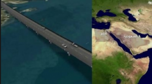 5 مليارات دولار، تكلفة بناء جسر الملك سلمان بين السعودية ومصر