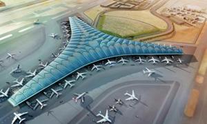 مطار كويتي جديد بطاقة 4 ملايين مسافر ينتهي 2017