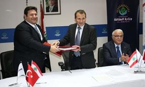 وزير الطاقة اللبناني: عقود البواخر وقعت واول باخرة بعد 4 أشهر بـ270 ميغاواط تغذية