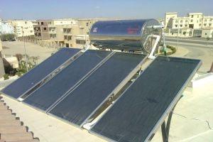 لتسخين المياه بالطاقة الشمسية..تمديد العمل بصندوق دعم السخان الشمسي المنزلي لعام أخر