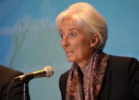 صندوق النقد الدولي... لاغارد مرشحة لولاية ثانية