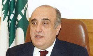 وزير السياحة اللبناني فادي عبود أتوقع أن يصل عدد السياح الى 3 ملايين سائح بينهم نصف مليون سعودي.