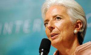 رئيسة صندوق النقد الدولي: الصندوق سيخفض توقعاته لنمو الاقتصاد العالمي
