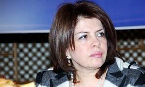 لمياء عاصي: 11 سبب لفشل الإصلاح الإقصادي في سورية