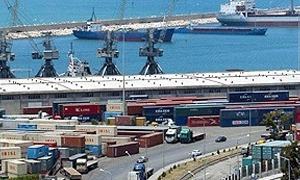 وزارة النقل توقع عقداً مع شركتين روسيتين لتوسيع مرفأ اللاذقية