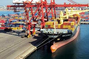 194 سفينة تدخل مرفأ اللاذقية بحمولة 1.2 مليون طن خلال 5 أشهر