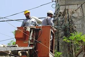 تنظيم أكثر من 2200 ضبط سرقة كهرباء بقيمة 187 مليون ليرة في اللاذقية