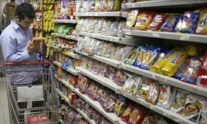 ارتفاع معدل التضخم فى لبنان إلى 11.1% الشهر الماضى