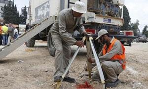 وزير الطاقة اللبناني: بدء عمليات المسح البري للتنقيب عن النفط والغاز