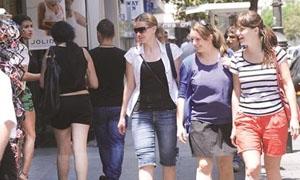الإقامة 3 أيام.. والمغتربون ينعشون المطاعم.. سياحة العيد: فنادق بيروت % 70 والجبل شلل تام