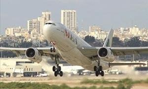 لبنان: تراجع حركة مطار رفيق الحريري 3% الشهر الماضي