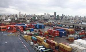 الصادرات اللبنانية ارتفعت 12.9% خلال الأشهر السبعة الأولى للعام الحالي