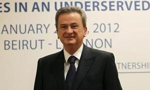محافظ المركزي اللبناني يتوقع نموا اقتصاديا أكثر من 2% في 2013